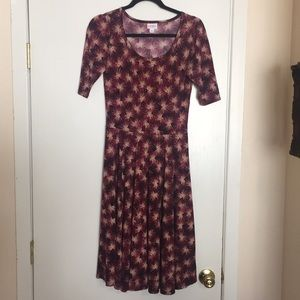 M LuLaRoe Nicole Dress